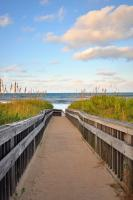 <h2></h2><p>The outer banks at Kitty Hawk, North Carolina. </p>